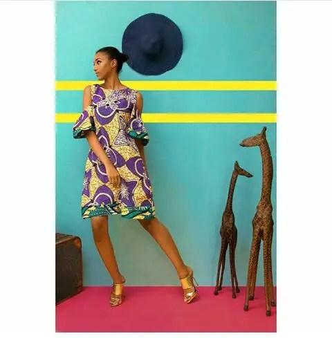Fabulous Ankara Dresses - You Need See amillionstyles.com @ben_ria