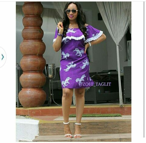 Fabulous Ankara Dresses - You Need See amillionstyles.com @zohi_taglit