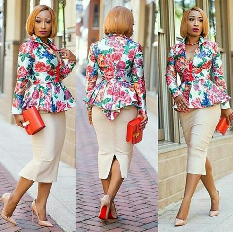 Spice Up Your Church Outfit In A Million Styles @happyafricandesign
