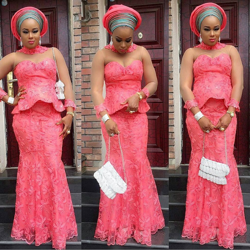 10 Breath Taking Asoebi Styles You Should Rock-amillionstyles @tadeayeni