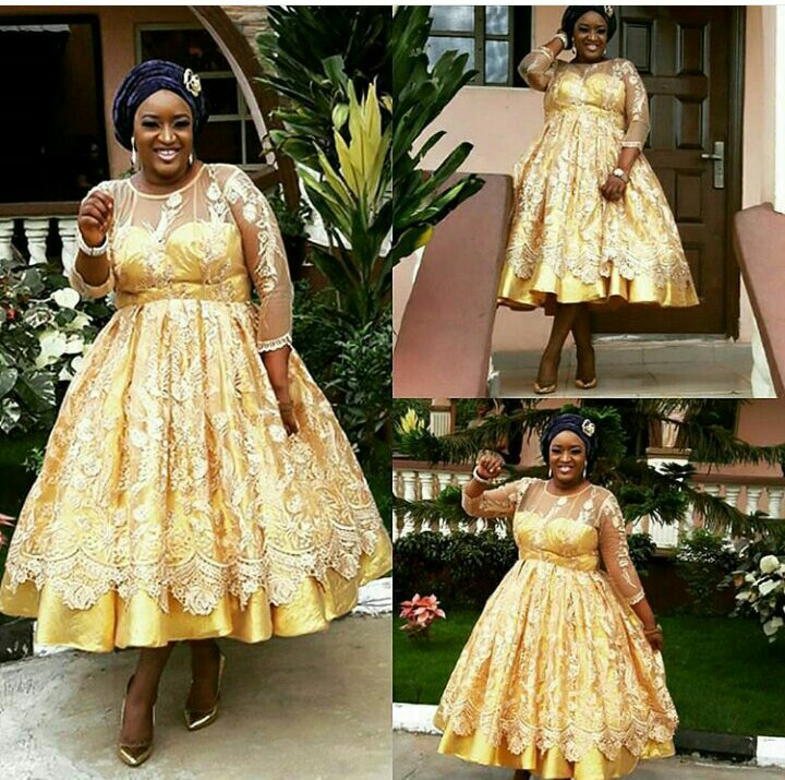 10 Breath Taking Asoebi Styles You Should Rock-amillionstyles @yemiscuisine