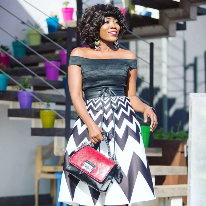 12 Amazing Grace Fashion For Church Outfits amillionstyles.com @karenkashkane
