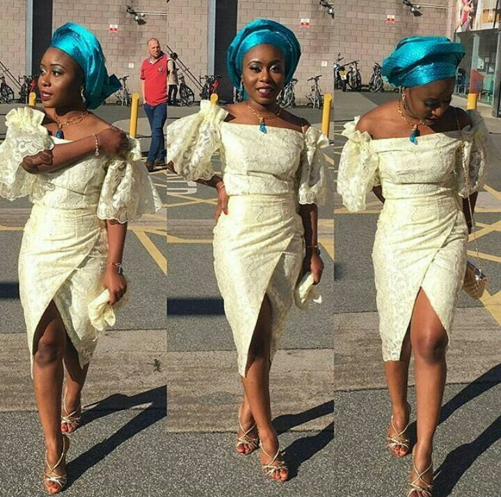 Mouth Watering Trending Asoebi Styles amillionstyles.com @mjcreations