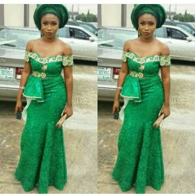 Mouth Watering Trending Asoebi Styles amillionstyles.com @tollybmakeover