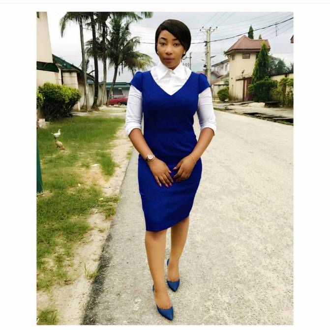 Office Wear Inspiration For That Million Style Diva