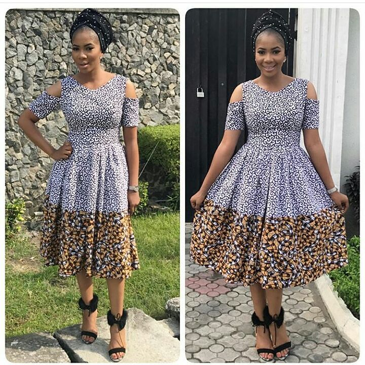 latest Ankara styles Guaranteed to Get you the right attention needed