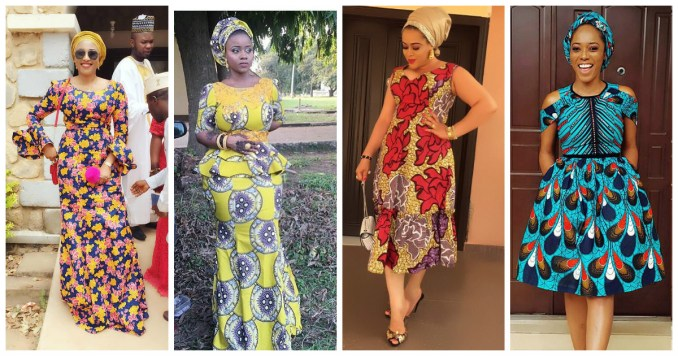 Latest Ankara Styles