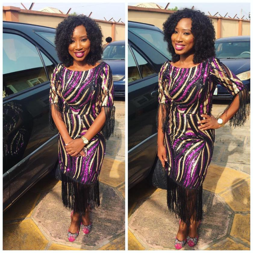 Bold And Beautiful Aso Ebi Styles To Pick From This Weekend.