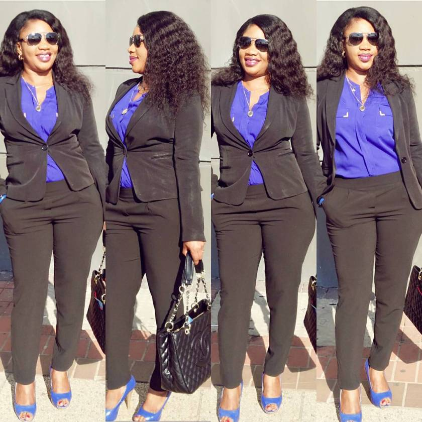 Work The Look: Perfect Corporate Outfit To Slay This Week