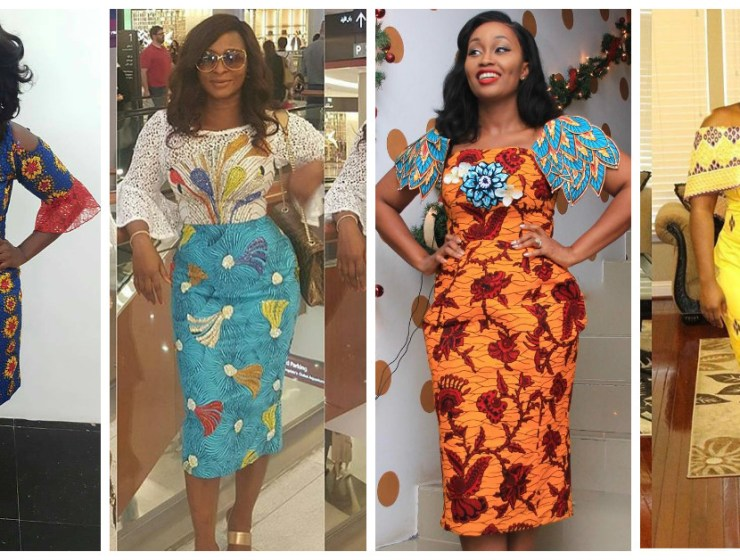 Latest Ankara Short Dresses We are Crushing On This Week
