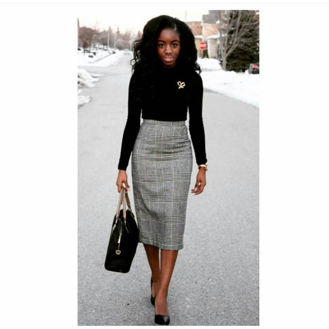 Effortlessly Stylish! Business Casual Attires For The New Work Week