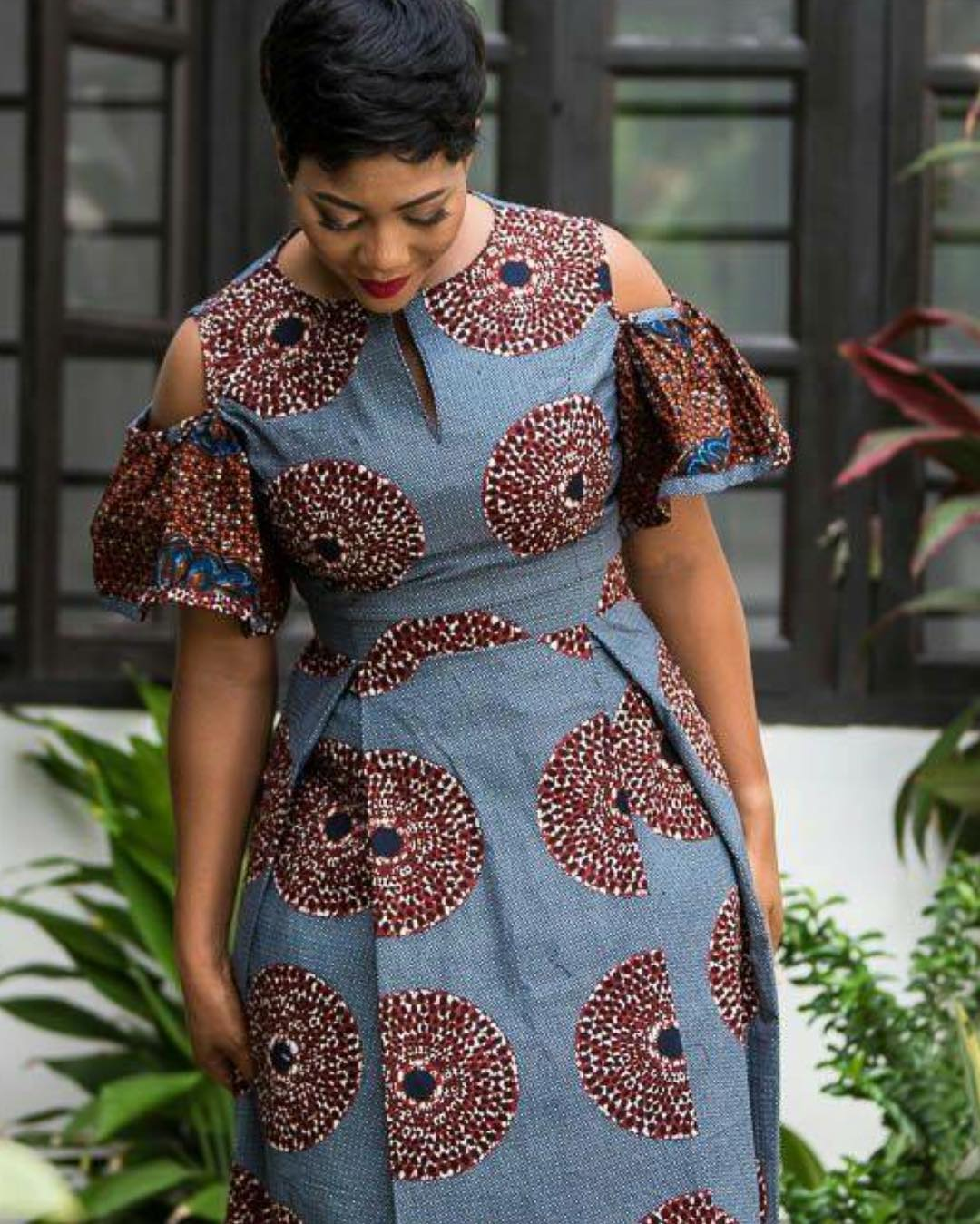 Latest ankara short dresses we are crushing on this week Latest fashion gown style