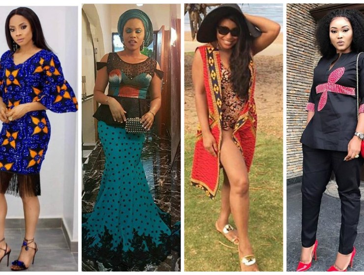 Latest Ankara Style Fashionistas Are Slaying For The Weekend