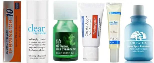 Ways To Treat Acne