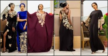 Kaftan collection From Nigerian designer Bibisquintessence