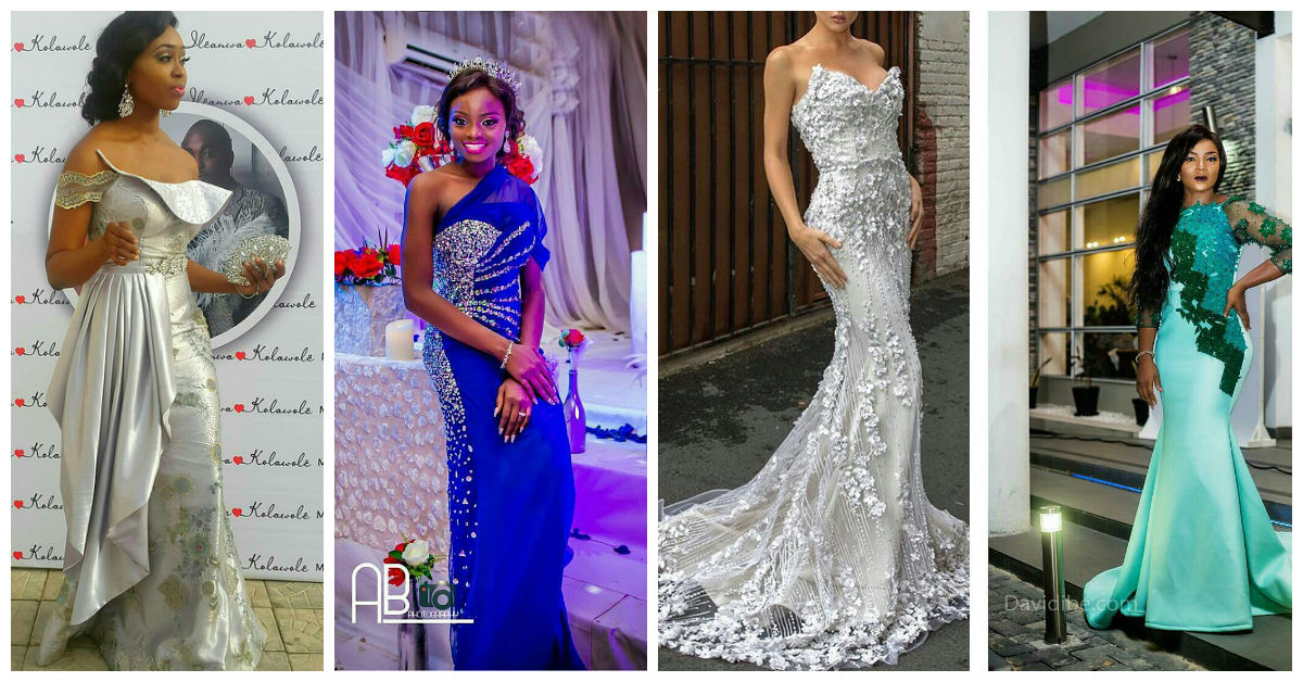 Reception Dresses Inspiration for the Latest Brides | A Million ...