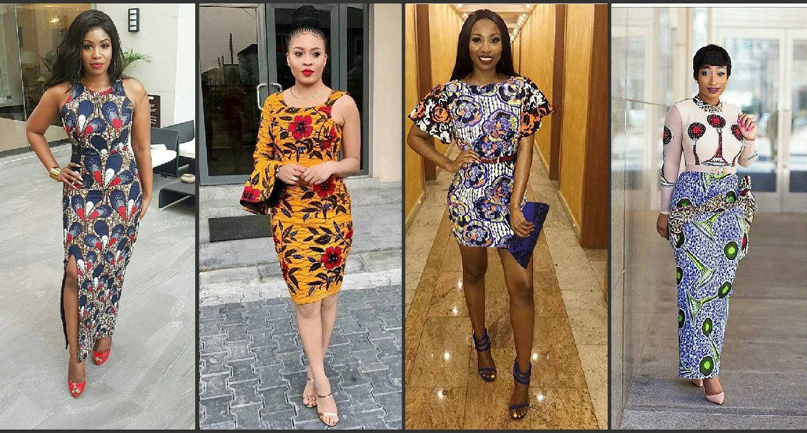 Check out these Chic Ankara Styles Perfect for Slaying To The Beach
