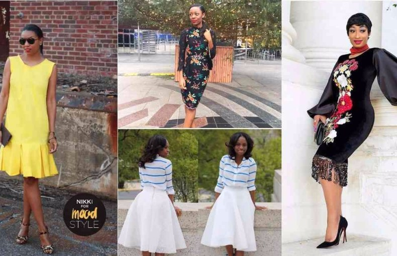 Let Your Church Outfit Speak Fashion This Beautiful Month Of April