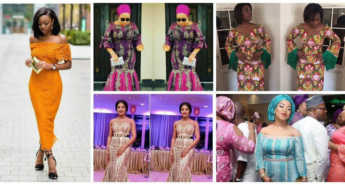 The Weekend Aso Ebi Styles That Got Instagram Talking