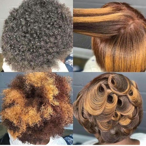 Video: How Best To Silk Press Natural Hair Types