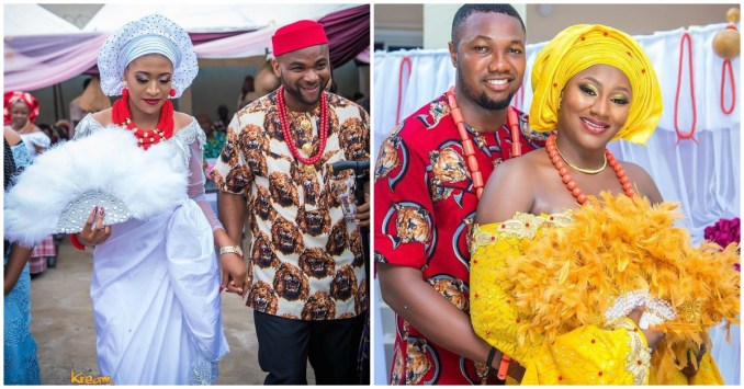 Traditional Marriage Inspirations For The Fab Igbo Couples ...
