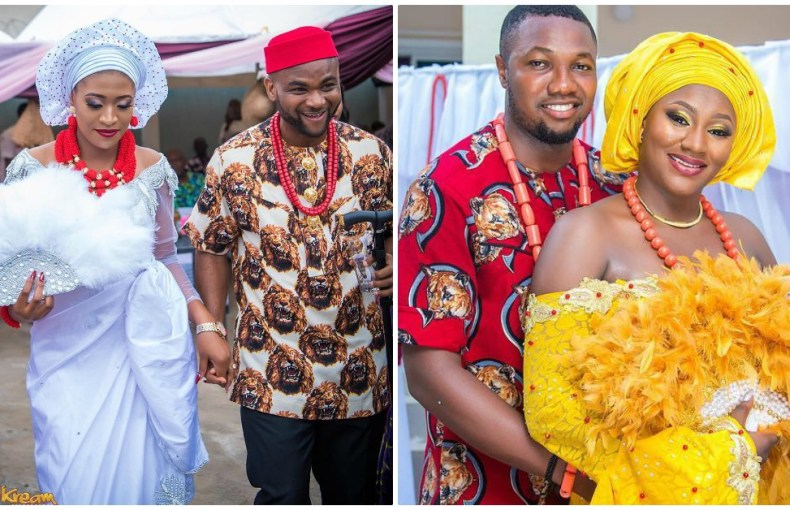Traditional Marriage Inspirations For The Fab Igbo Couples