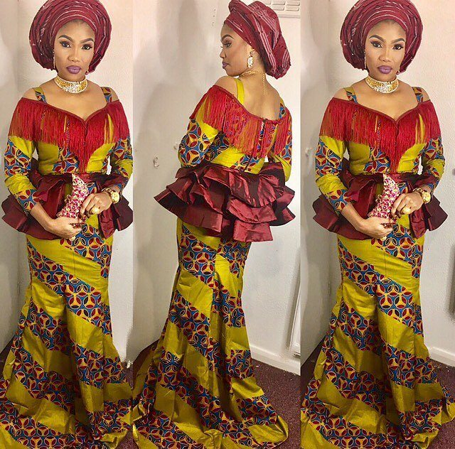AnkaraLace Outfits That Grabbed Our Attention