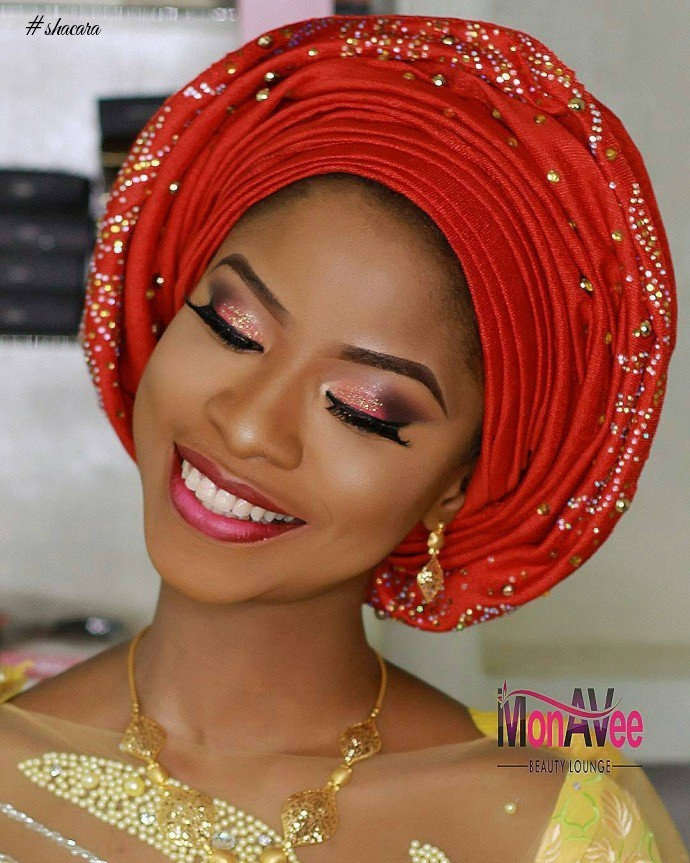 How to Make Your Own Embellished Gele
