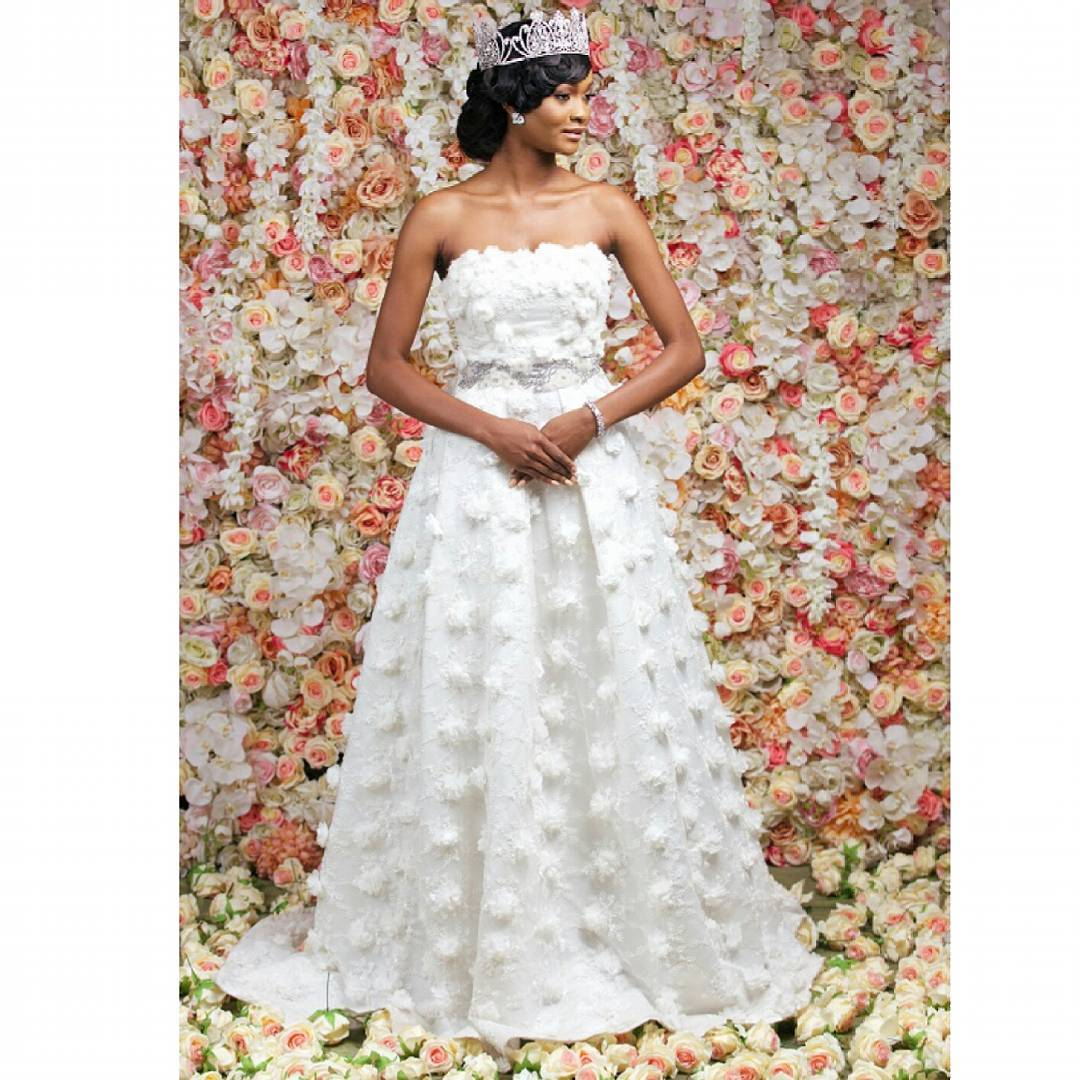 Nigerian Wedding Gowns: These Nigerian Wedding Dresses Are Fantastic!