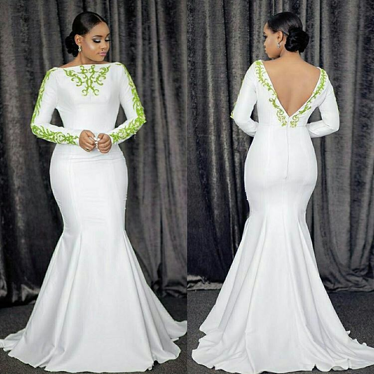 Sweet Wedding Reception Dresses A Million Styles Africa