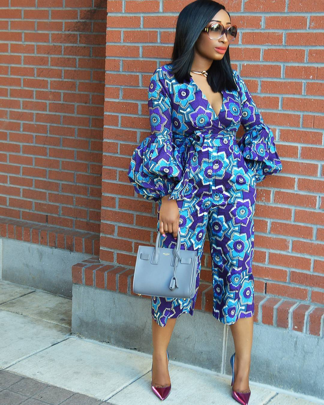 Mic Drop For the Ankara Styles Queens