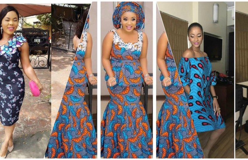 Gorgeous And Stunning Ankara Styles Fashionistas Are Slaying These Days
