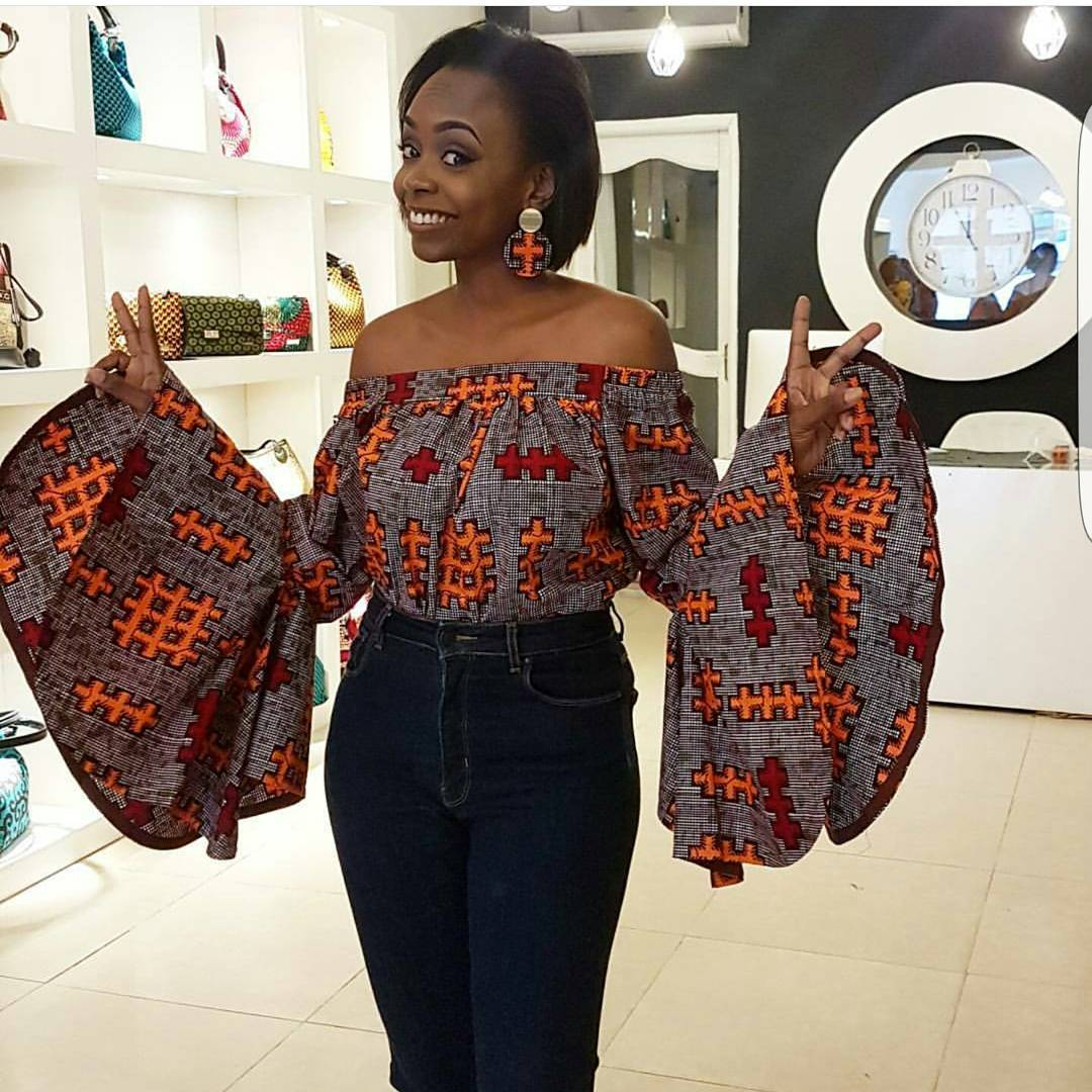 Are These Ankara Top Hot Or Not?
