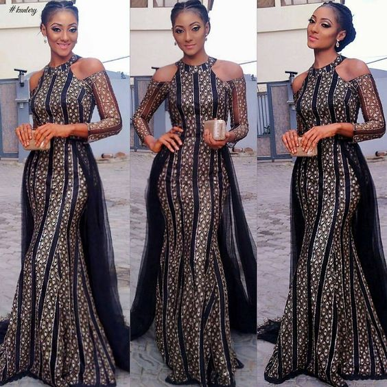 Here Are Our Favourite Asoebi Styles Of The Week June 10-16