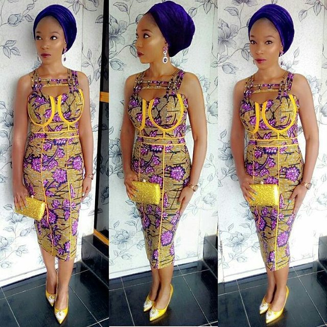 Breathtaking Ankara Styles For Queens