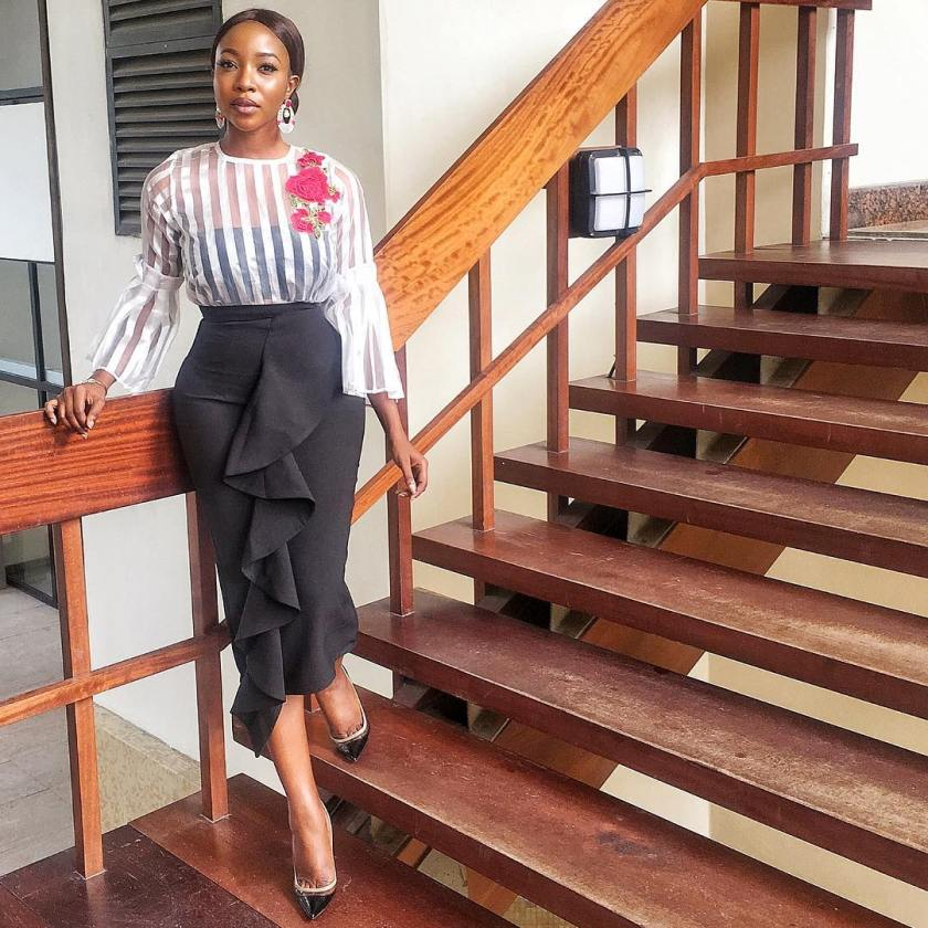 WCW: The Very Stylish Indima Okojie