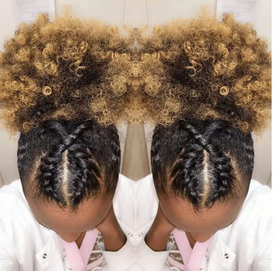 (Video Tutorial) Quick Styles For Long Natural Hair