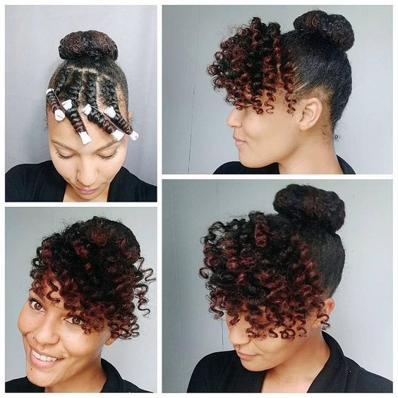 Video: We Love This Natural Hairstyle Called Sunburst