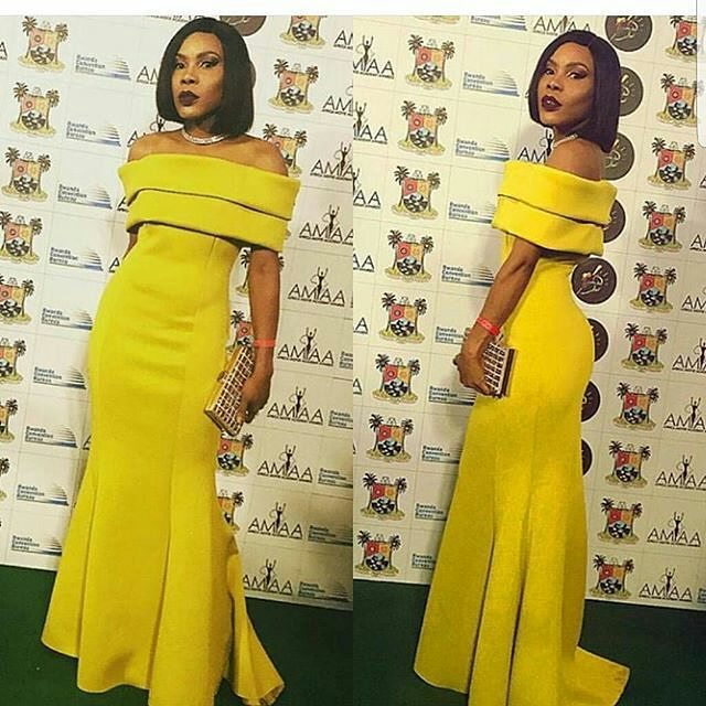 Celebrity Styles at the 2017 AMAA Night