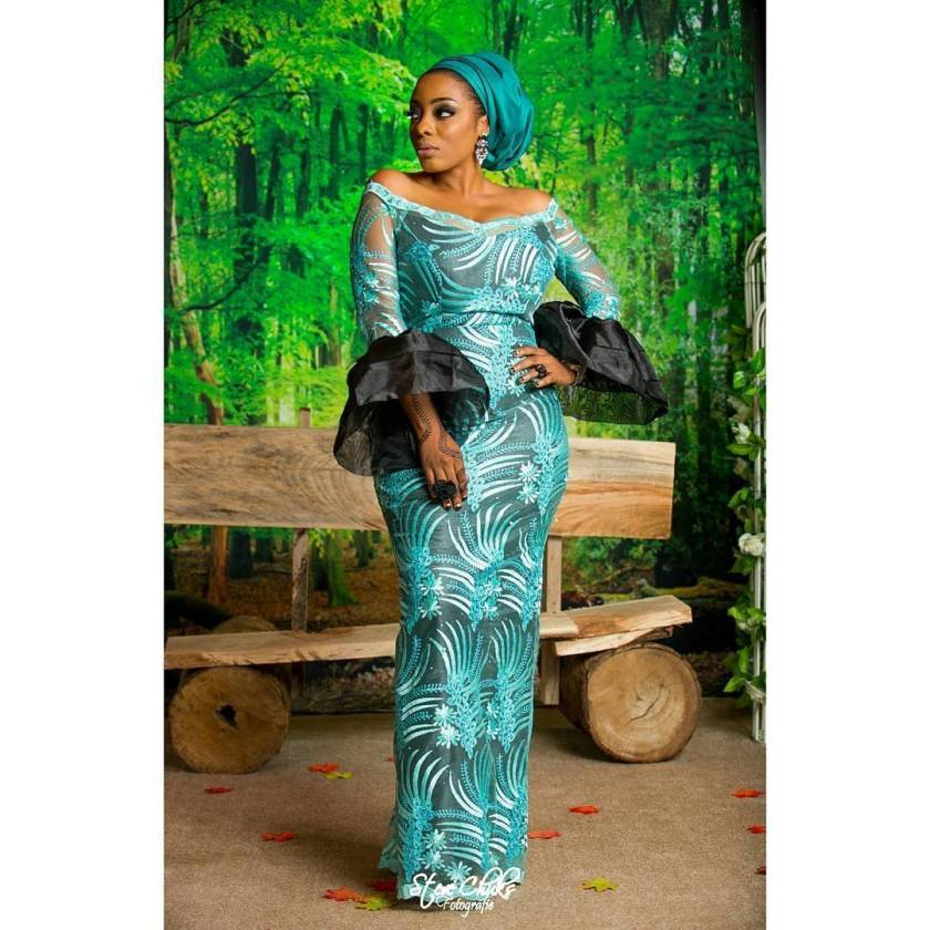 Fab Aso Ebi Styles To Get Your Owambe Weekend Started