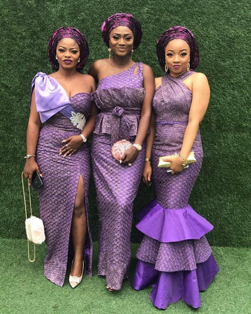 The Best Asoebi Styles Of The Week July 15-21