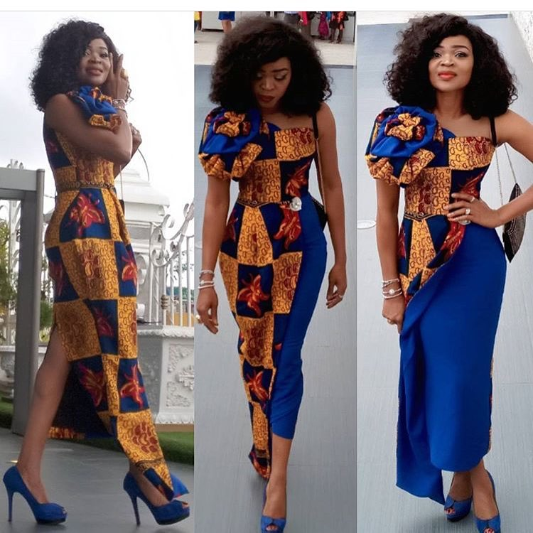 Here Are Some Gorgeous Ankara Fabric Styles
