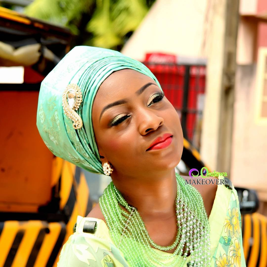 Tutorial: Learn To Tie Oleku Gele