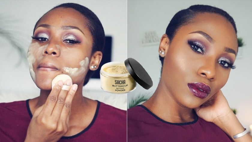 Makeup Hack: Powder Before Foundation Technique