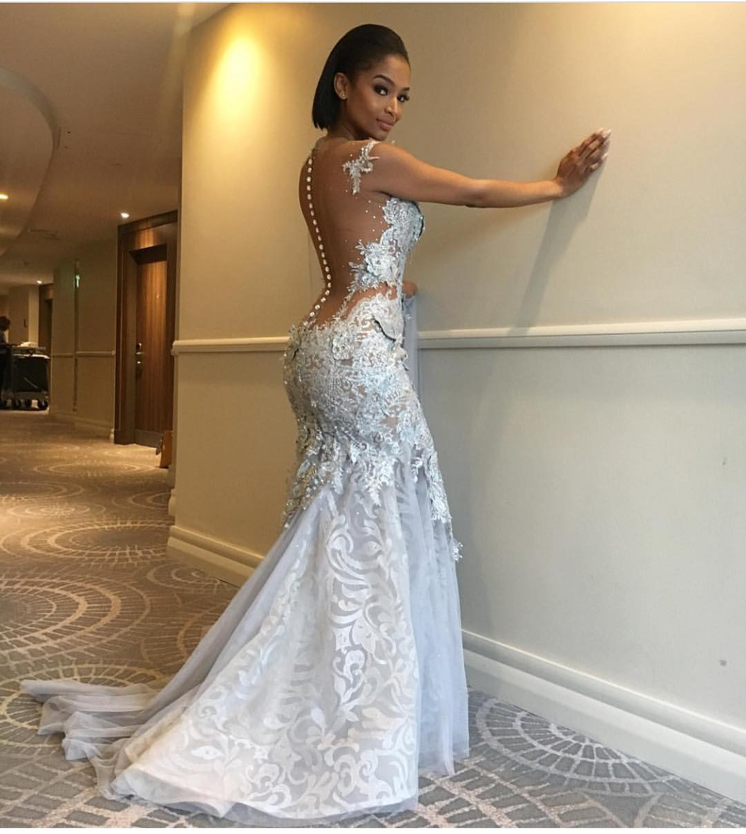 Serving Brides Some Wedding Reception Outfits A Million Styles Africa
