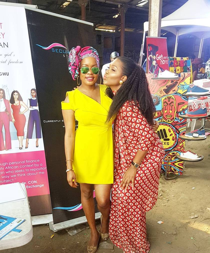 Who Wore It Best: Beverly Naya, Arese Ugwu, Beauty By Queen, Vimbai? Lookbook 11