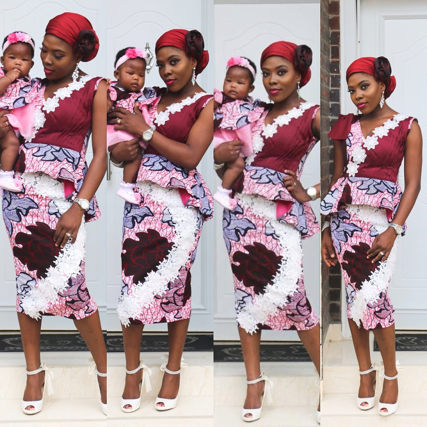 Beautiful Mummy And Me Trend We are Loving This Week.