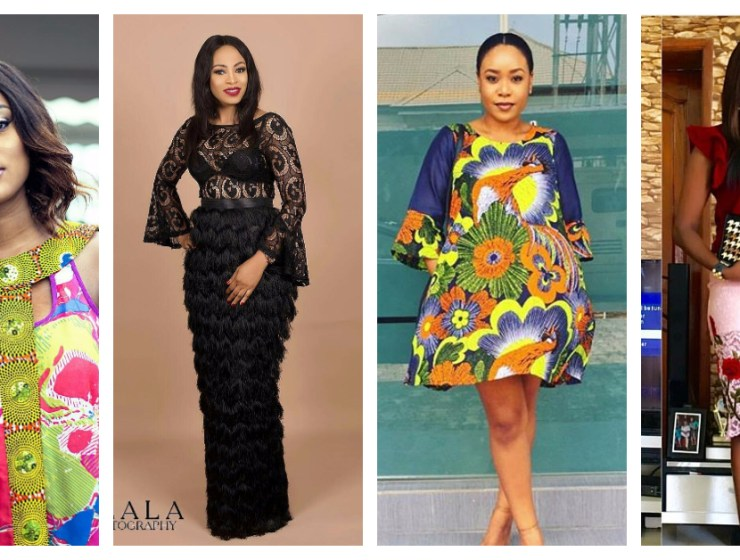 Sensational And Casual Styles Fashionistas Slayed Last Weekend.