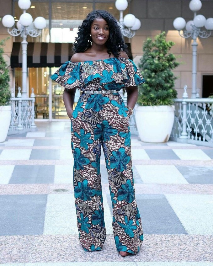 Our Style Of the Month- Beautiful Stylish And Chic Jumpsuit