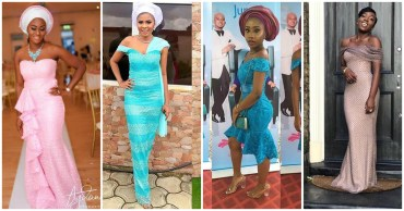 You Need To See These Fabulous Aso Ebi Styles We Are Crushing On
